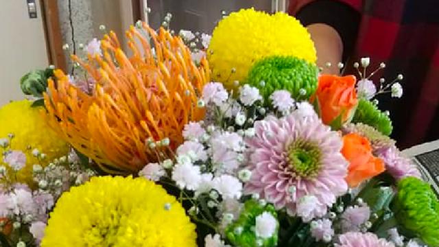 小松花屋の花教室